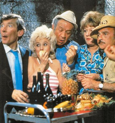 Carry On Films return